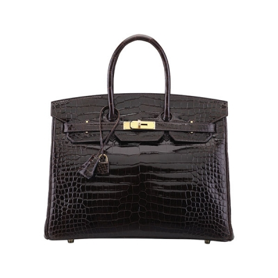 CROCODILE BIRKIN 35 BAG